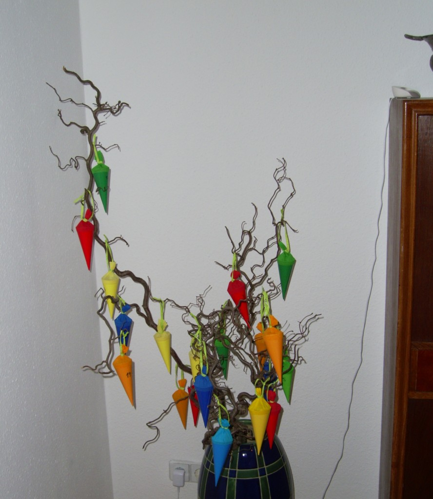 Zuckertütenbaum