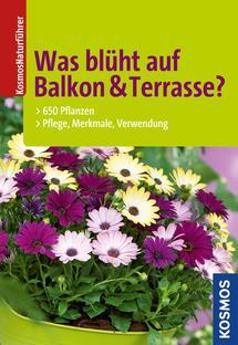 Buch über Balkonpflanzen, Kübelpflanzen