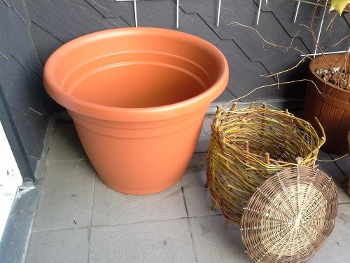 Kompost Balkon Minikopost