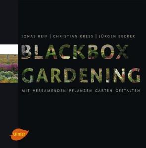 Cover des Buches Blackbox Gardening